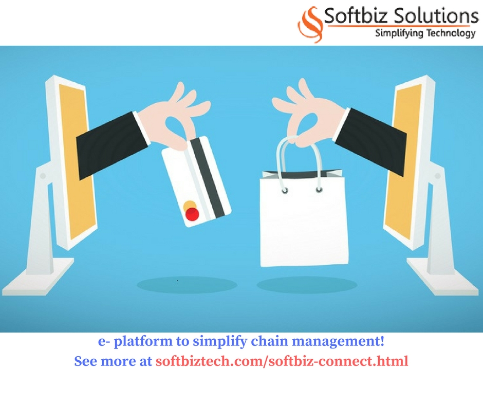 simplify chain management process with our e-solution! Contact us at Softbiztech.