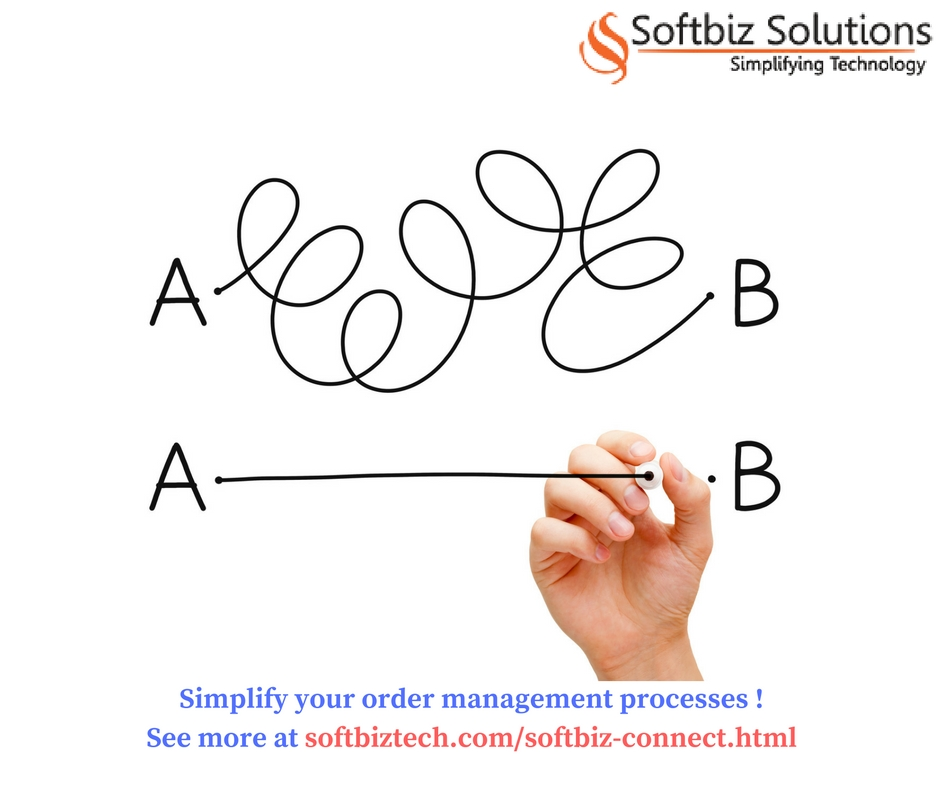 Simplify order management process..Contact us at Softbiztech.