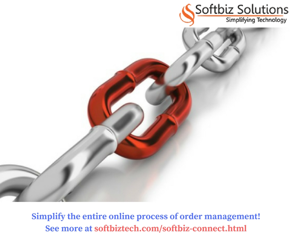 Simplify the entire online process of order management! Contact us at Softbiztech.